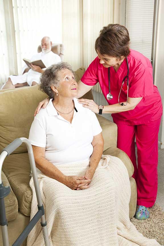 Complete VNA home healthcare